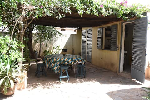 "House in Badalabougou - Room ""Nao"""