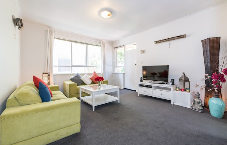 Charming Apartment in East St Kilda - East st kilda  - Apartment