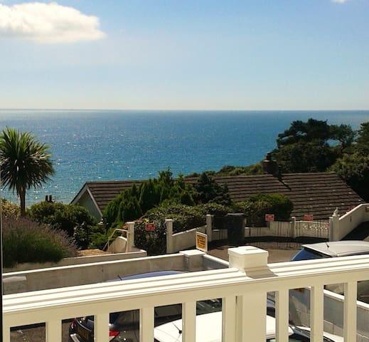 A Beautiful Studio with Sea View & Private Balcony