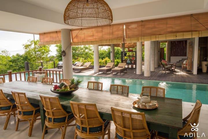Adila Bali C - De-Luxe room: Tiga