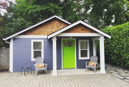 Beaverton Tiny House, Perfect Weekend Getaway