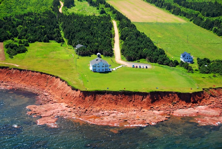 Johnson Shore Inn, PEI. Comfortable on the Edge!