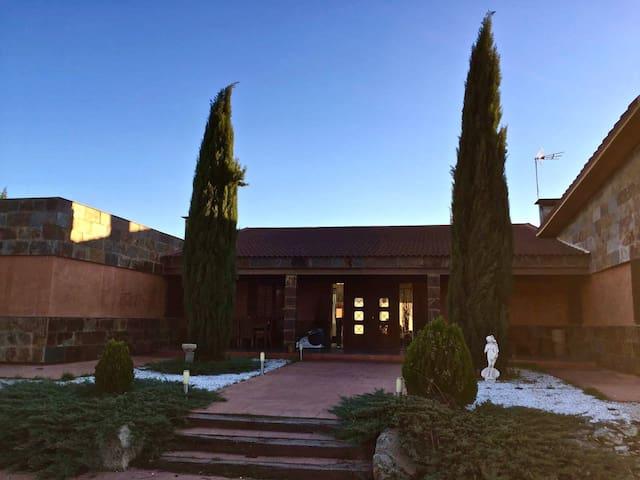 Hacienda El Escorial