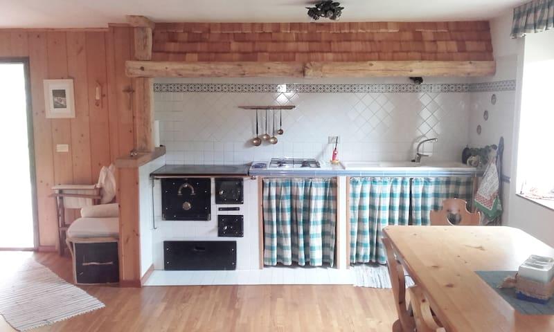 Nonna Lisa's  Home - a Detox holiday