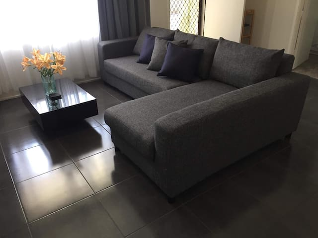 Did someone say? Netflix and chill couch - convert into a double and relax