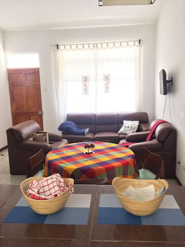 BEAUTIFUL FULL NEW APARTMENT FOR YOU - Cartago - Huoneisto