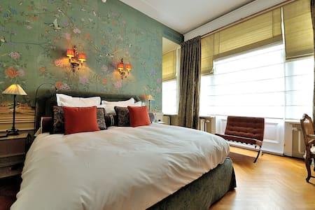 Private Room Luxury Guesthouse 1A - Antwerpen - Bed & Breakfast