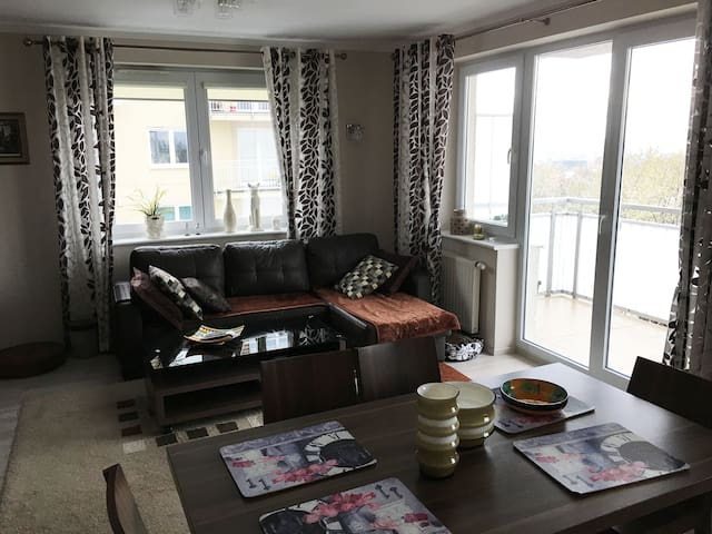 Cosy Apartment with 2 rooms - Gdańsk - Appartement