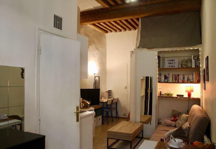 Studio Cozy Bellecour/Jacobins