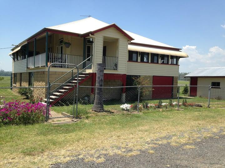 The Ol' Barn Farm Stay