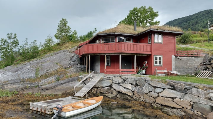 Holliday cabin by the fjord nr 15