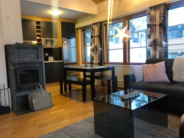 Book a stylish home in downtown, free WiFi