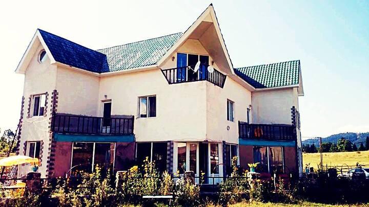 Snow House in Bakuriani