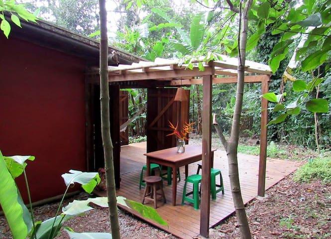 Cabana da Mata - São Sebastião - Ház