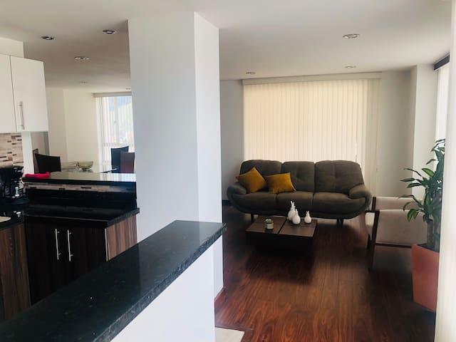 Confortable apartamento en la mejor sitio dePasto