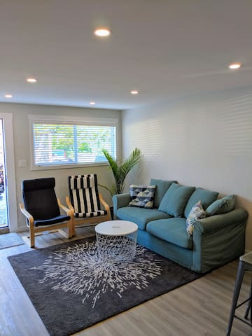 Bright & Modern Neighborhood Suite