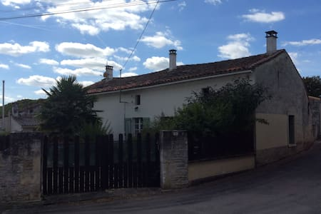 House in the Charente - Aubigné