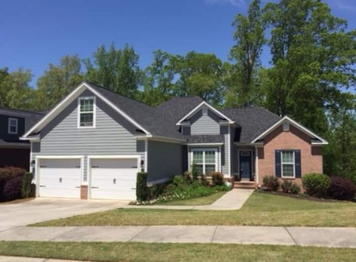 Spacious 2 BR 20 min from Augusta National