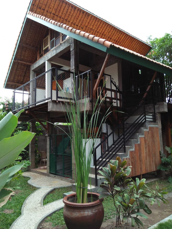 Kenanga Double Studio with Balcony (upstairs)