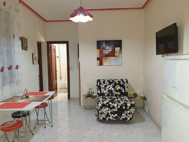 APARTAMENTO+3 HUÉSPED+WIFI+CENTRO+GRAN VIA+CALLAO