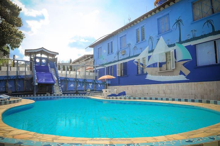 Grande Hotel Vergani - Um exagero de conforto