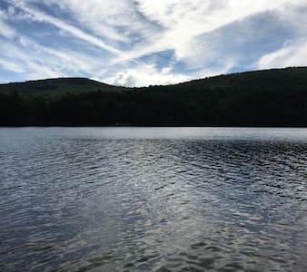 Beautiful Lake Front Cabin