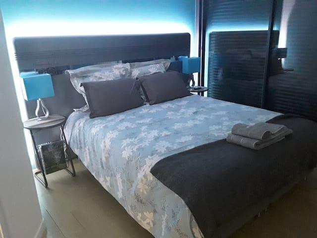 La chambre Riviera