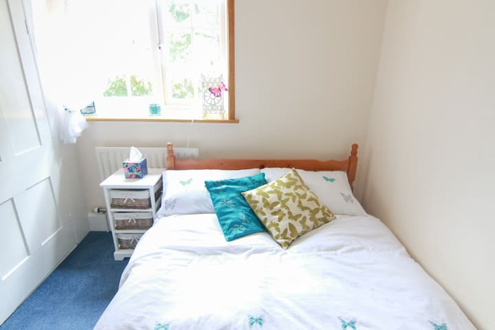Cosy double room in beautiful village