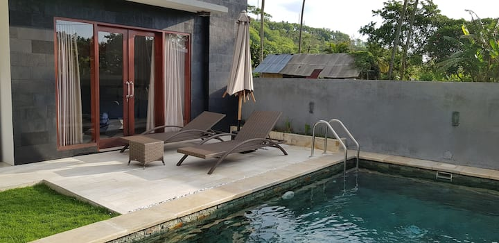 Spacious Private pool Villa