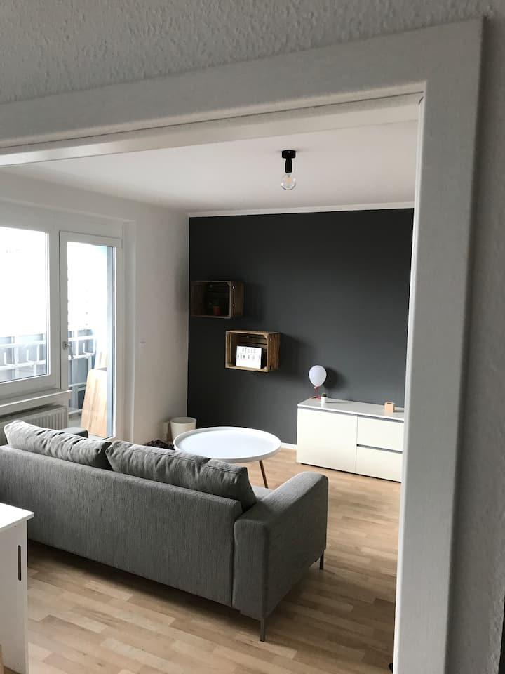 Designer Wohnung mitten im Zentrum