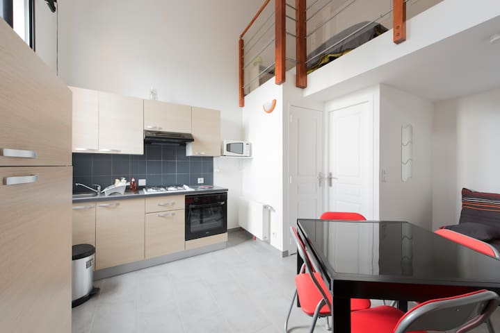 Appartement 1 Bord de Mer - Saint-Raphaël - Apartemen