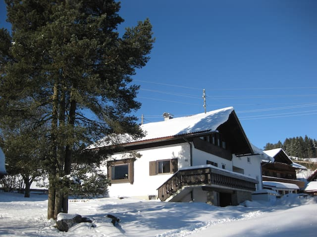 "Ferienhaus ""Sonnenhäusle"" - Immenstadt - Talo"