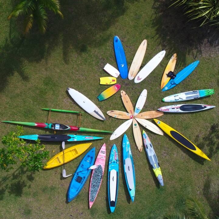 MANOMANO LODGE-lit3/3-waterman camp