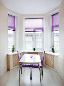 Квартира с евроремонтом и отличным видом - Appartement