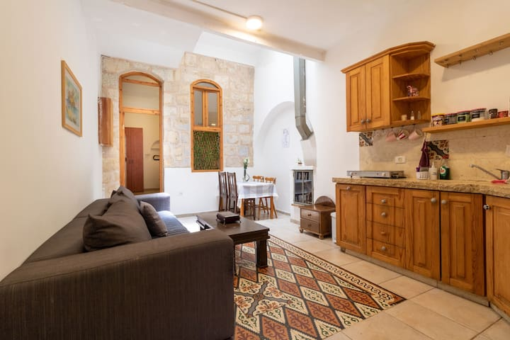 THE PLACE you'll want to stay in Jerusalem !