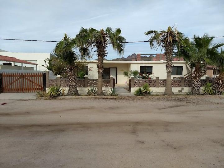 Casa en Bahía de Kino