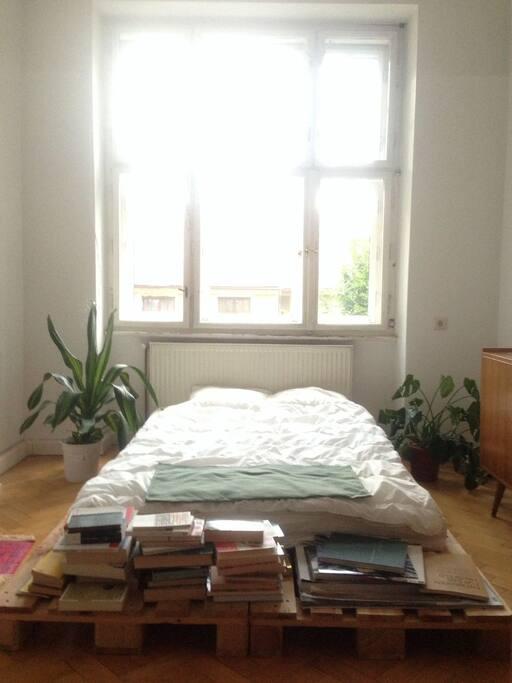 Dein Bett