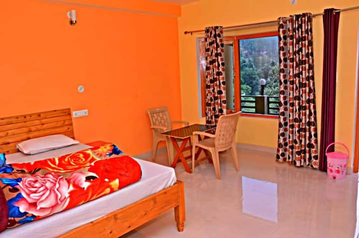 Four Bedded Room