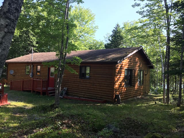Lake house at Sandy Bottom Lake