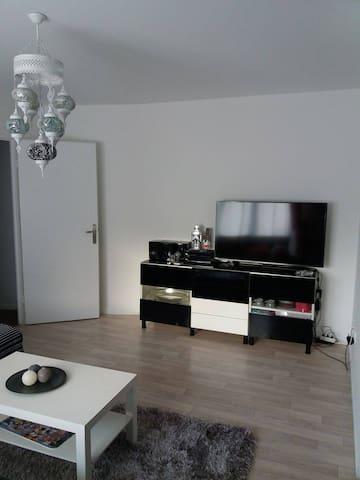 Grand appartement neuf à 10 min à pied du RER C - Choisy-le-Roi - Lägenhet