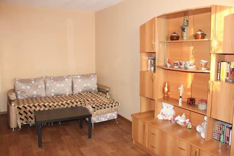 Уютная 2х комнатная квартира в цетре города