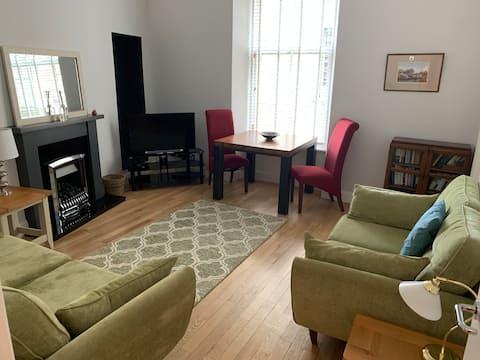 Beautiful characterful flat in the heart of Hawick