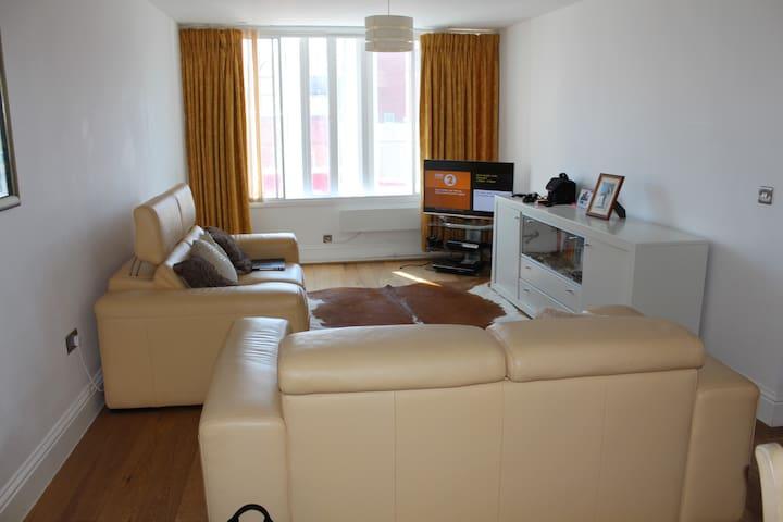 Flat 1, Comfort House
