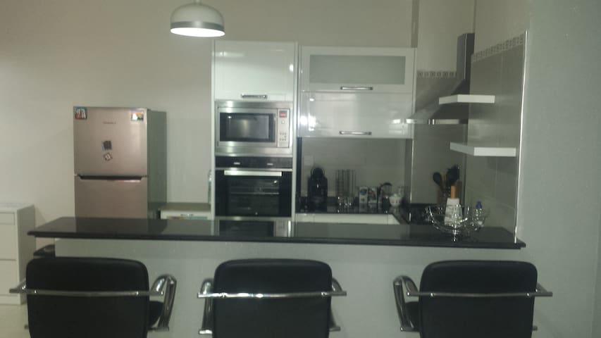 Appartement sympa proximité du centre  de béjaia