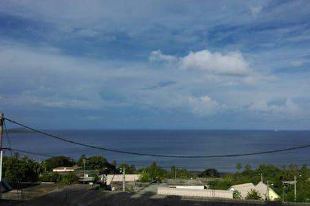 Belle maison dans le sud de Mayotte - M'tsamoudou - Casa
