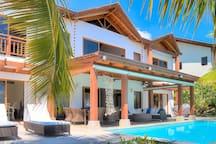 Swimming pool, terrace