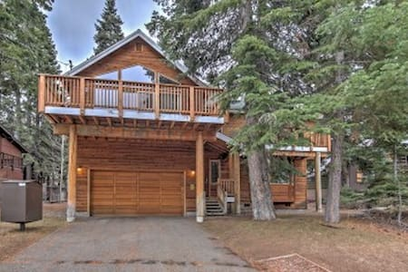 5BR South Lake Tahoe House in Prime Location! - South Lake Tahoe