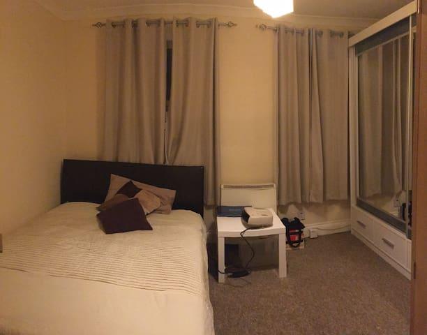 Welcome amigo: private double room