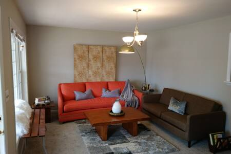 Cary/Morrisville near RDU Airport/RTP Homestay