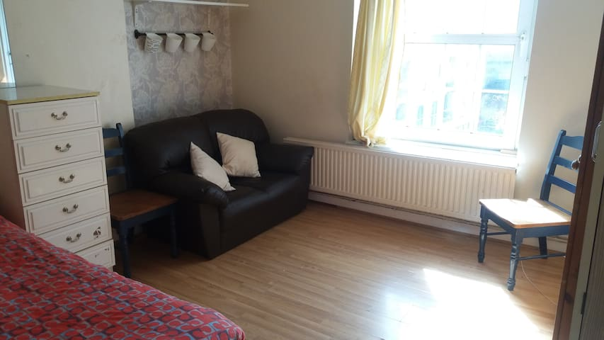 ( 18.3W ) Double Room in the heart of Brick Lane - Londen - Appartement